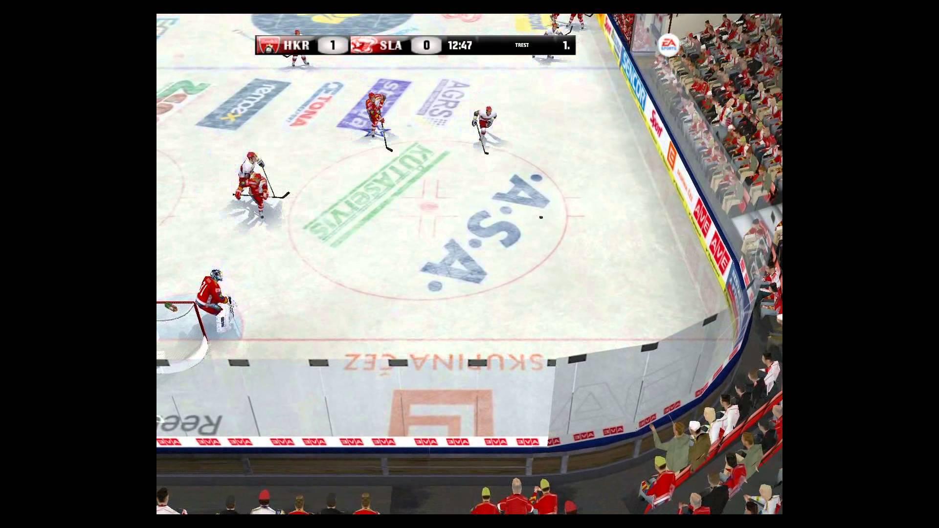 HC Slavia Praha, Led