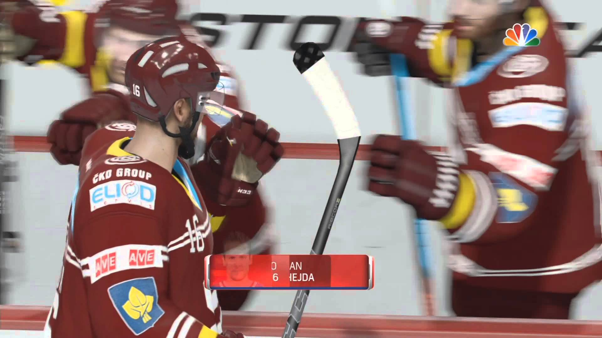 NHL 16 – Gol týdne 08