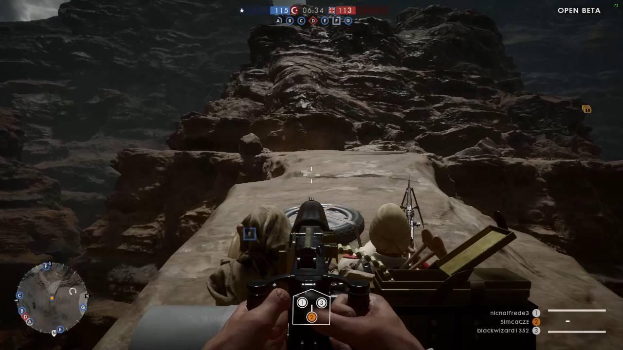 Battlefield 1 beta – #05