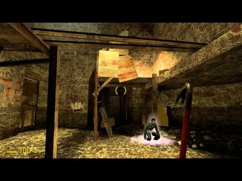 Half-Life 2 HD (CZ) – gameplay 02
