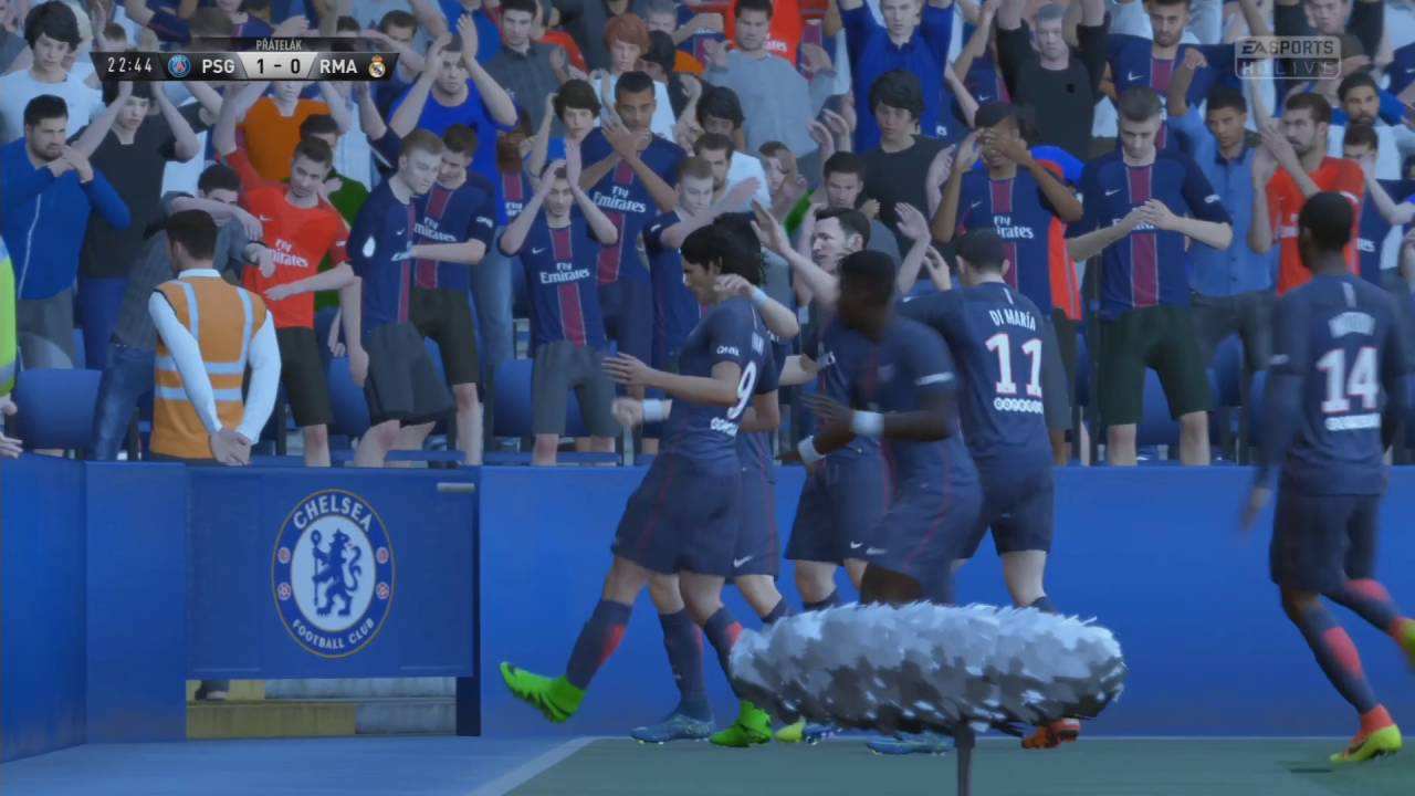 Gól ve Fifa 17 – Demo