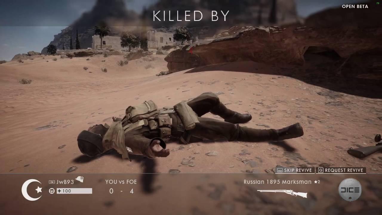 Battlefield 1 beta – #09
