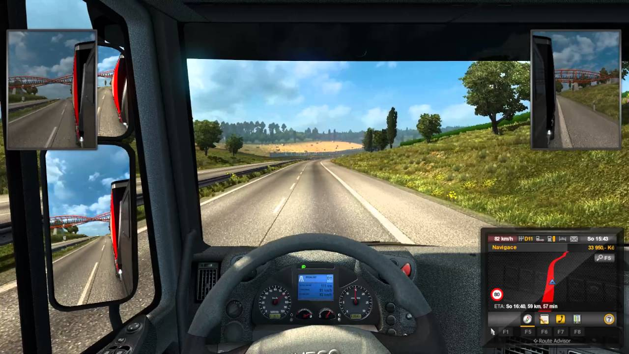 Euro Truck Simulator 2 – multiplayer 0.2.0.9.1 Alpha – #01