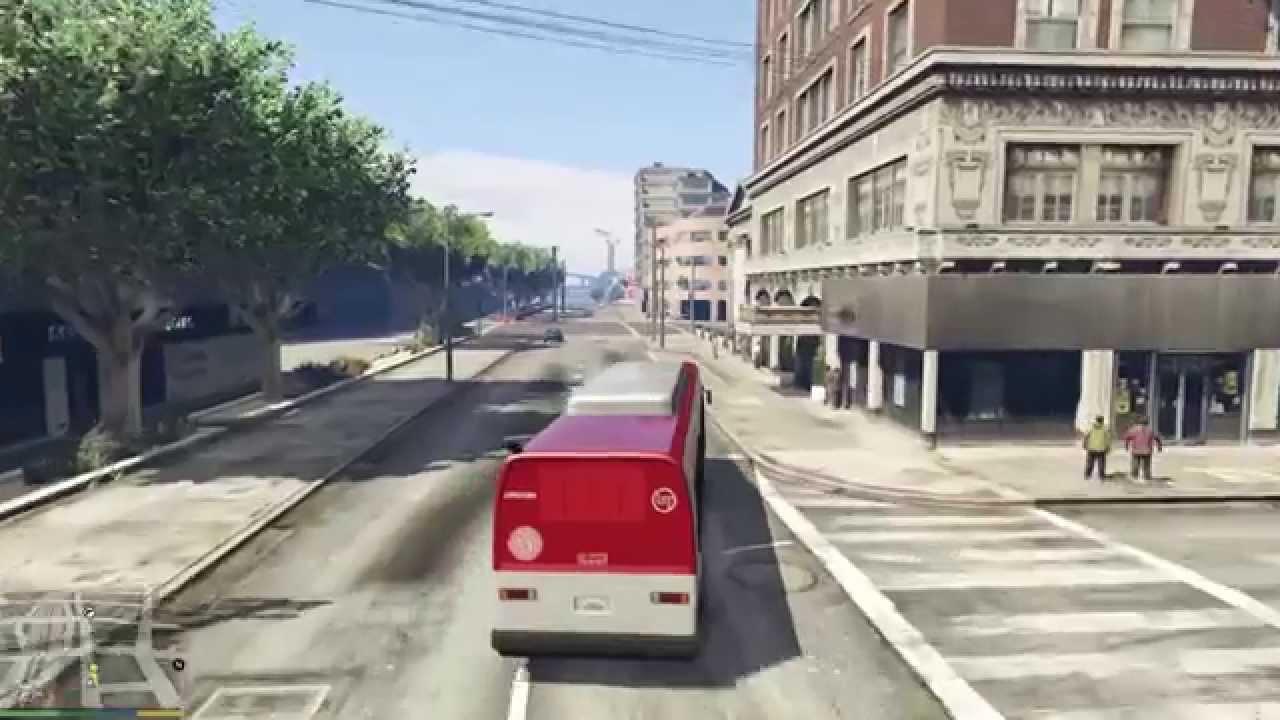 GTA V (PC) – gameplay 28
