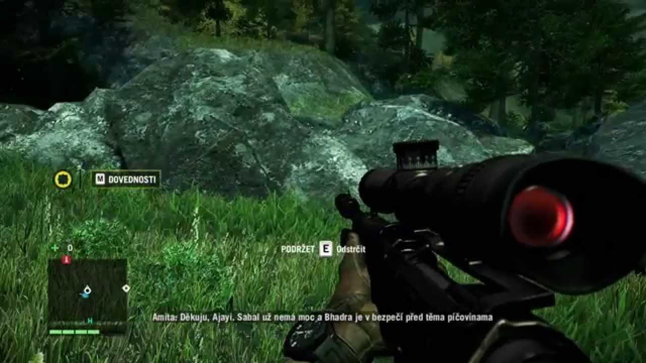 Far Cry 4 CZ (PC) – Walkthrough 35