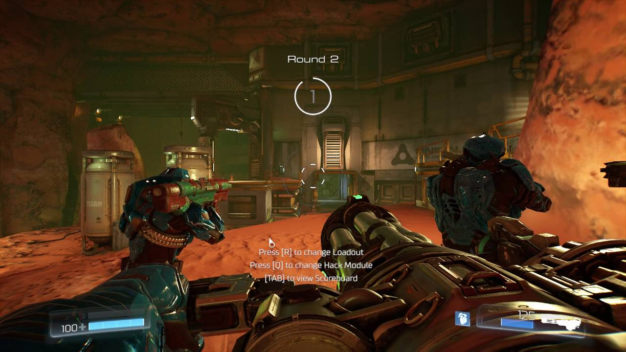 Doom – multiplayer – #02