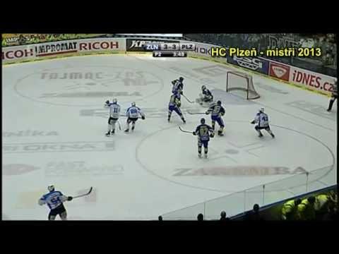 HC Plzeň Mistři 2013