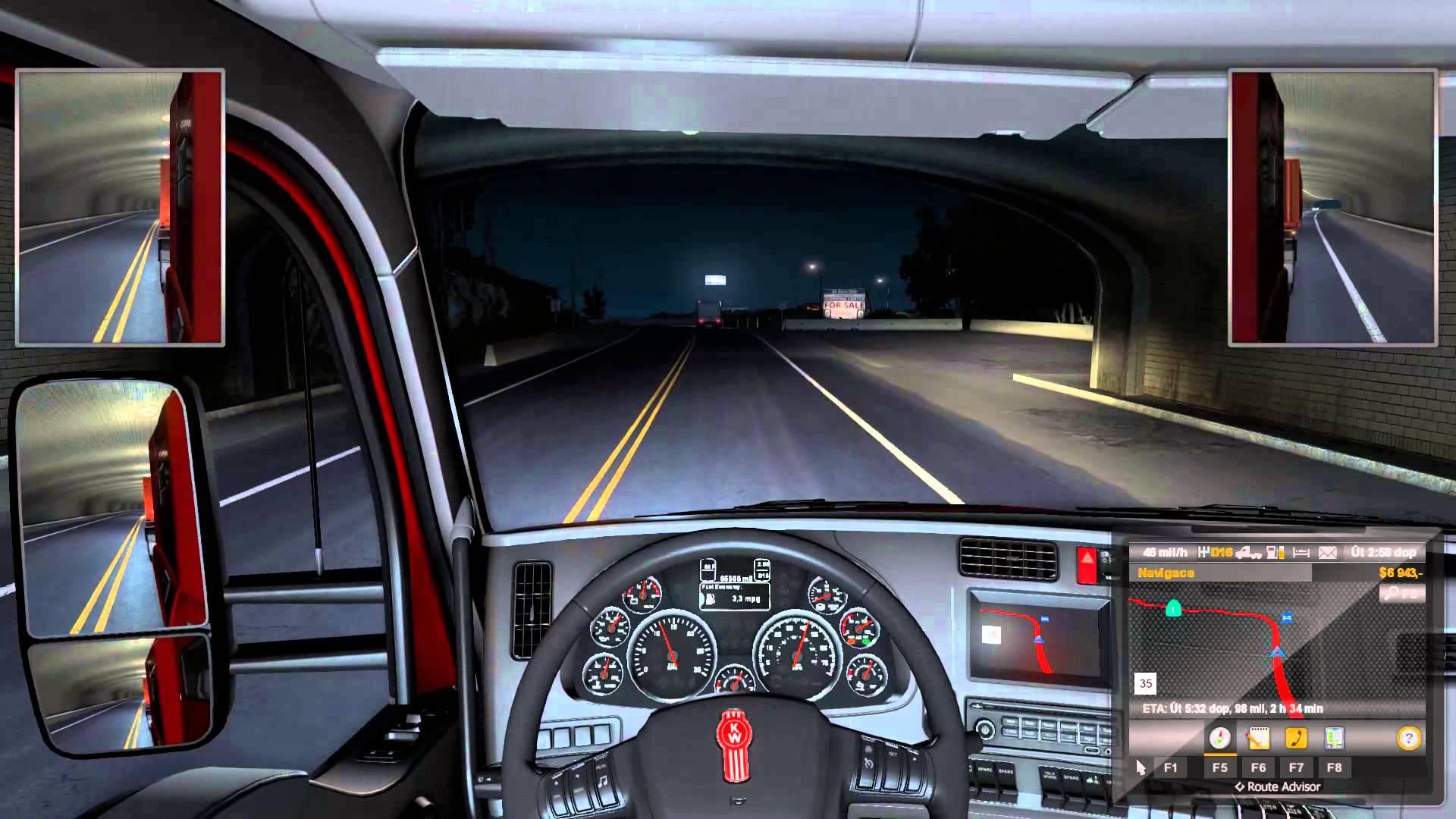 American Truck Simulator – #09