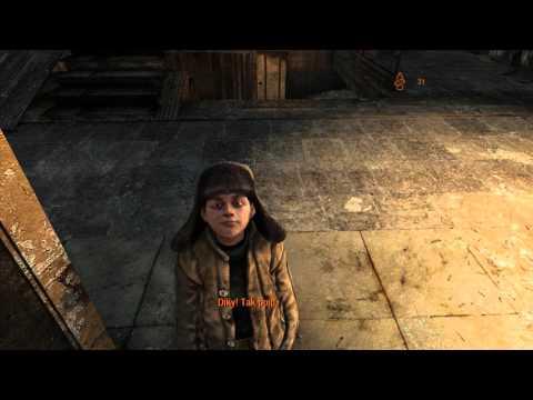 Metro 2033 – redux – Walkthrough gameplay 02