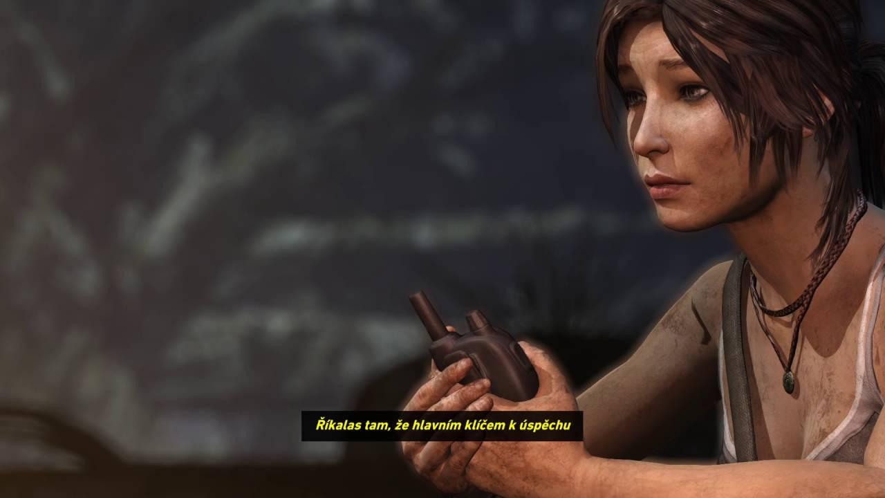 Tomb Raider (cz) – průchod hrou – #03