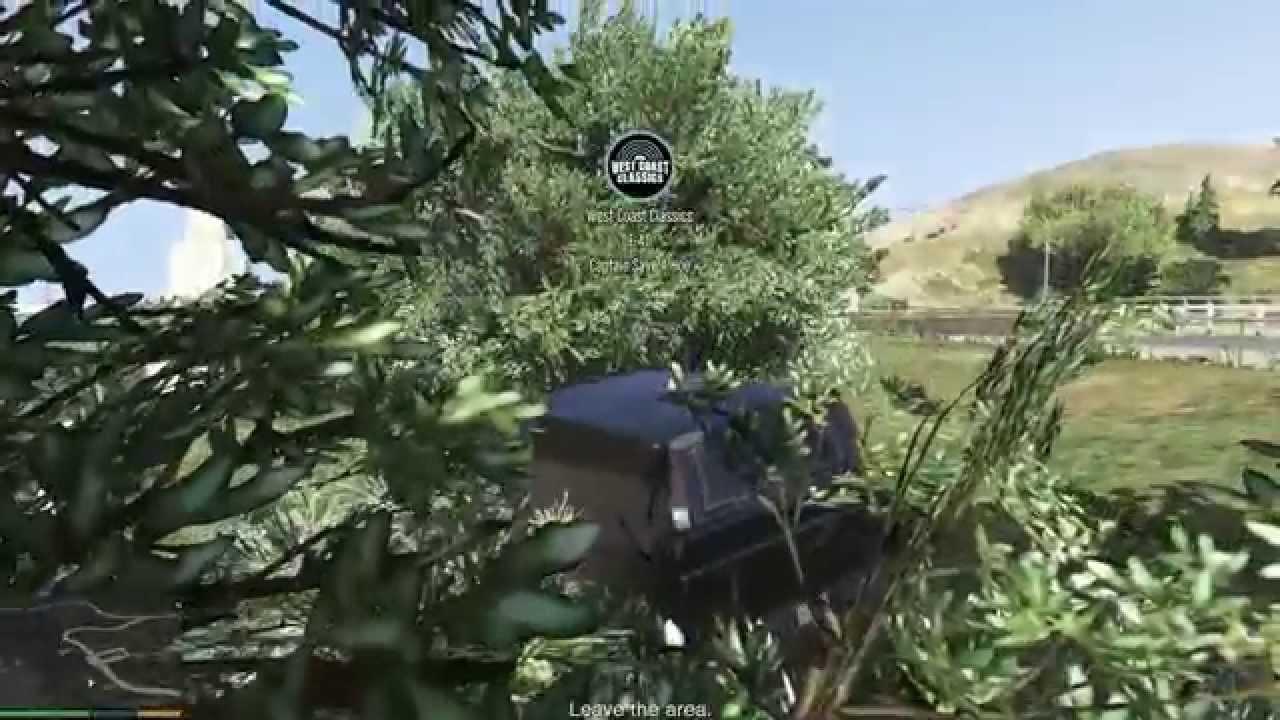 GTA V (PC) – gameplay 29