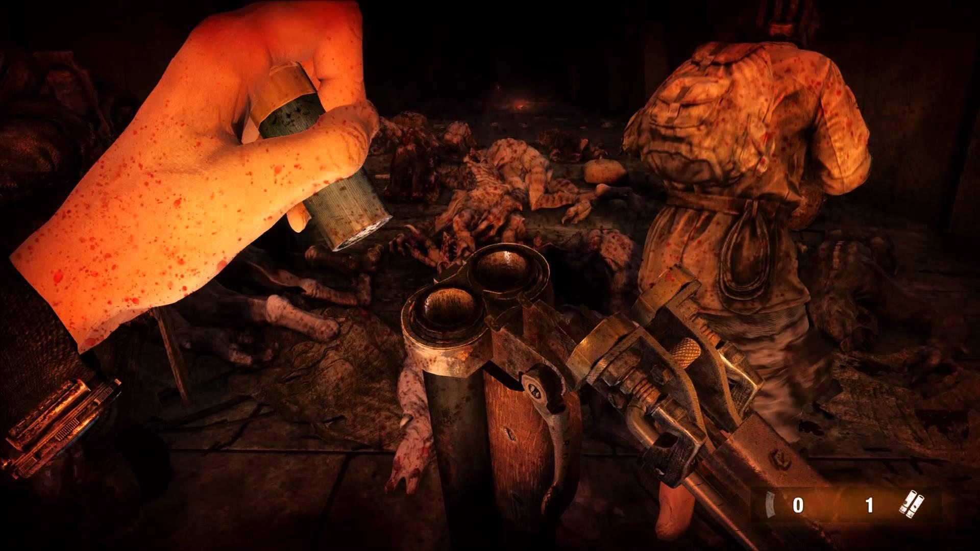 Metro 2033 – redux – Walkthrough gameplay 08