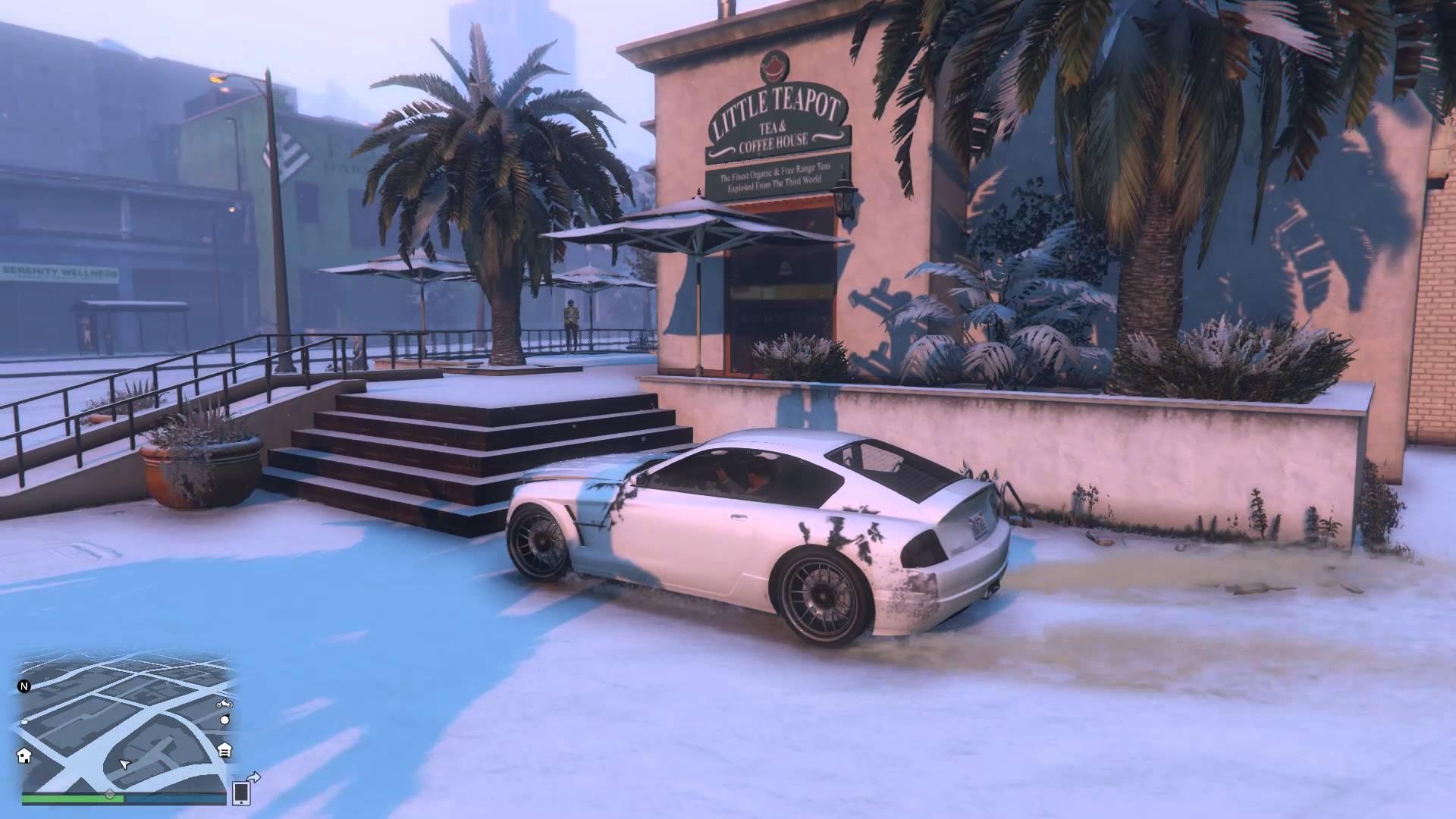 Grand Theft Auto V – Vánoční řádění #03