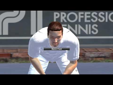 Virtua Teniss 2009 – turnaj #01