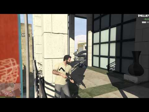 GTA V – CZ (PC) – gameplay 42