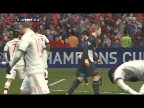Arsenal FC:FC Bayern Mnichov