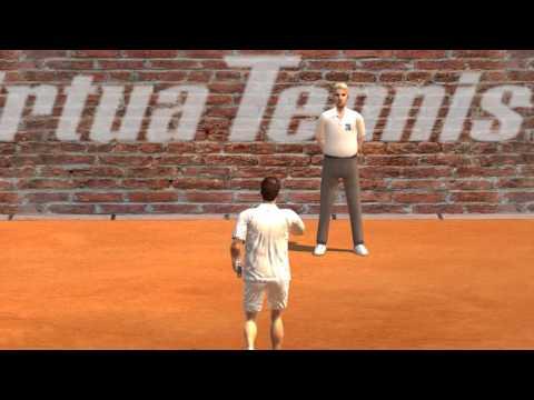 Virtua Teniss 2009 – turnaj #02