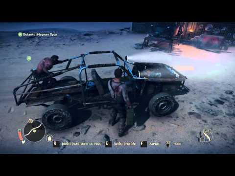 Mad Max – Walkthrough gameplay 02
