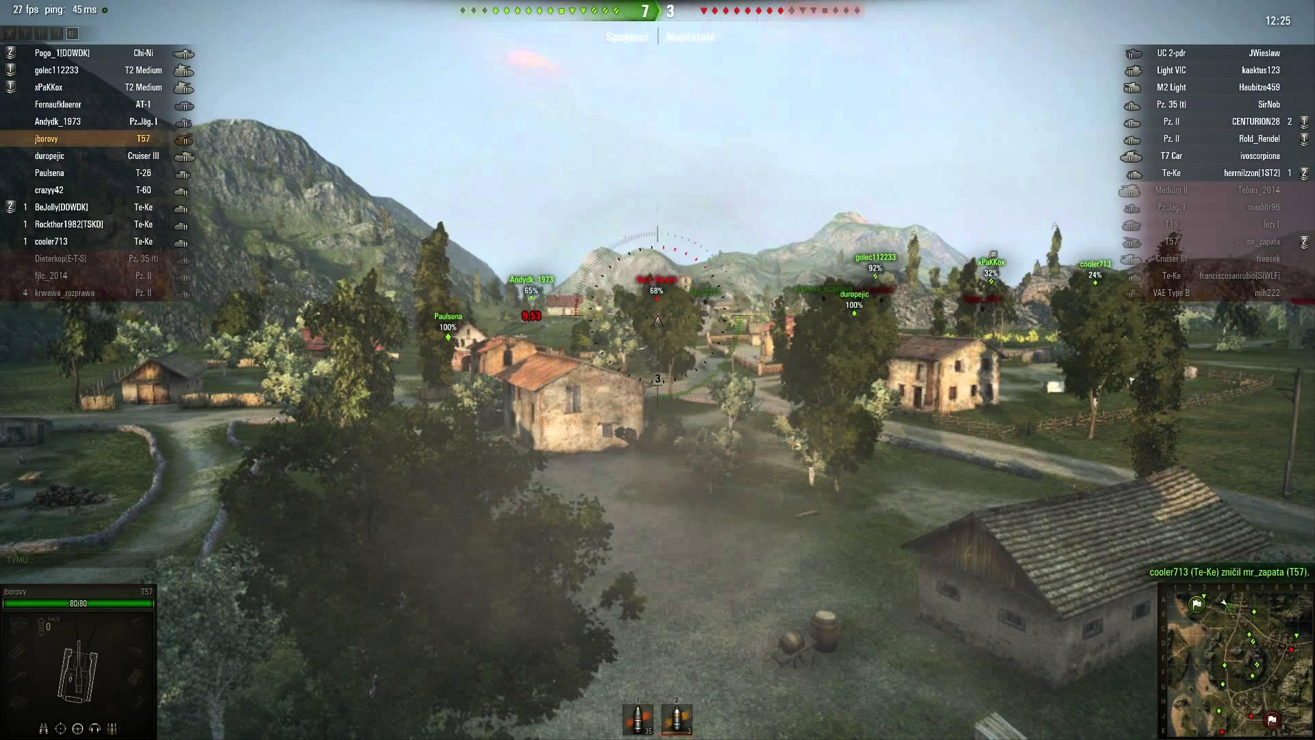 World of Tanks 17