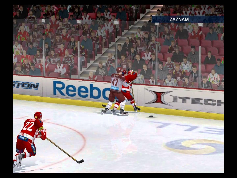 Fanoušci HC Sparta Praha pro NHL 09 (PC)