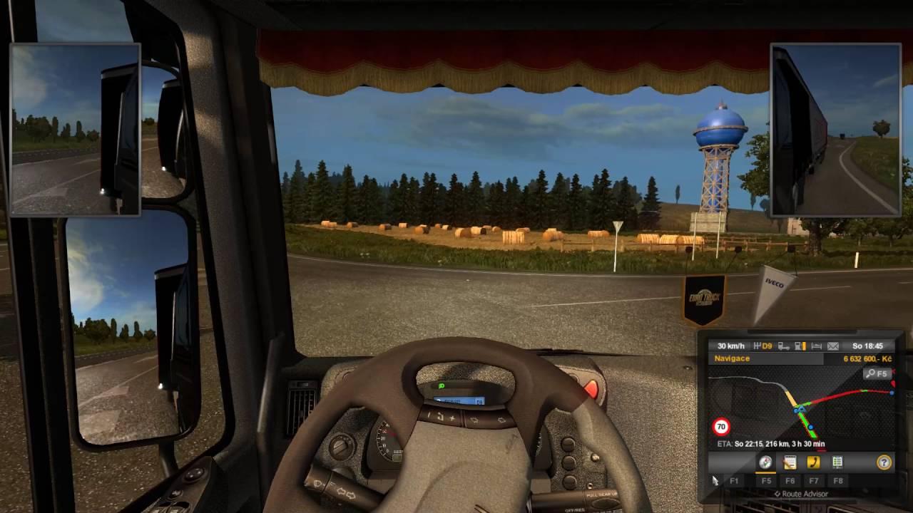 Euro Truck Simulator 2 – multiplayer 0.2.0.9.1 Alpha – #03