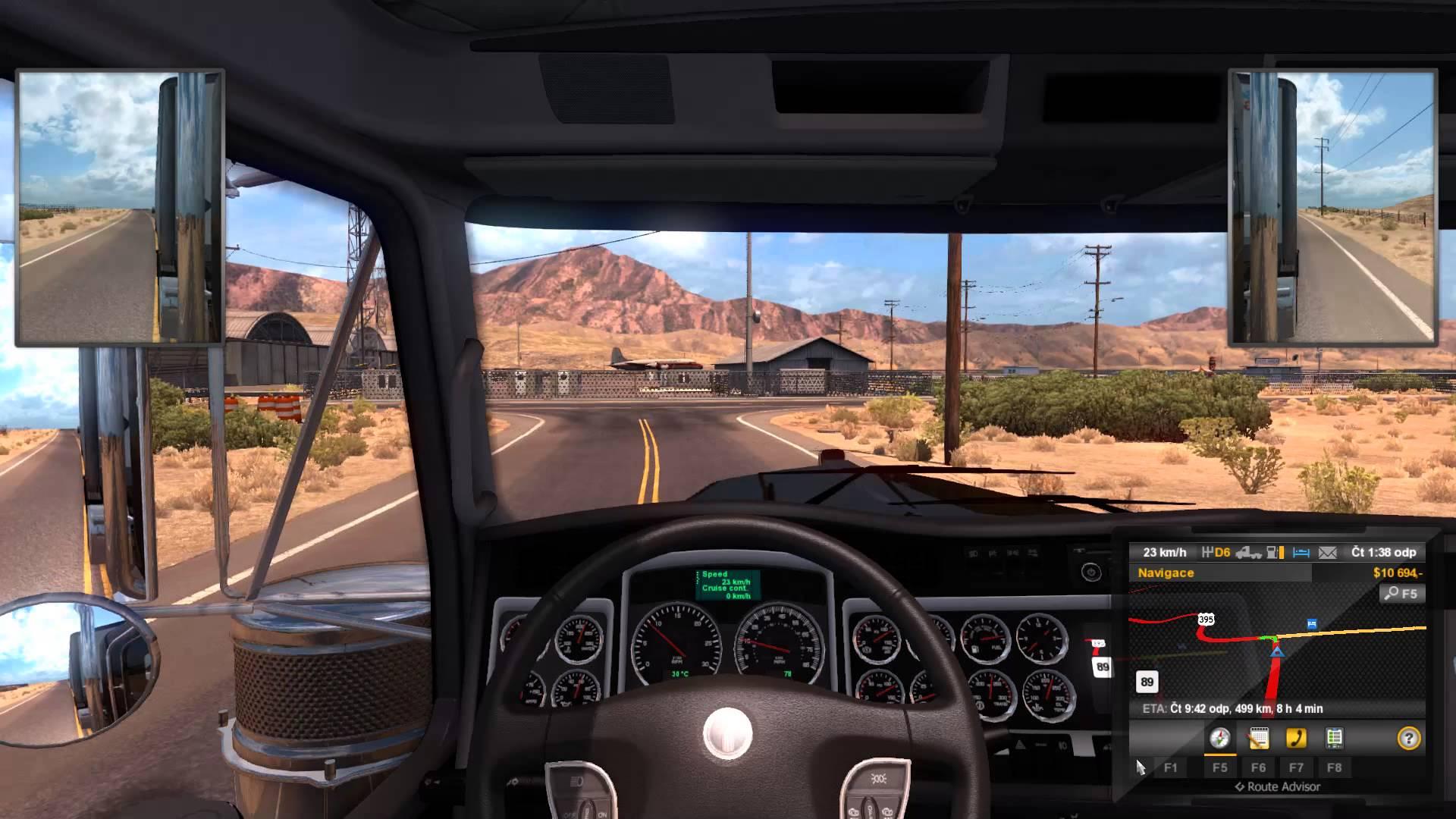 American Truck Simulator – #21