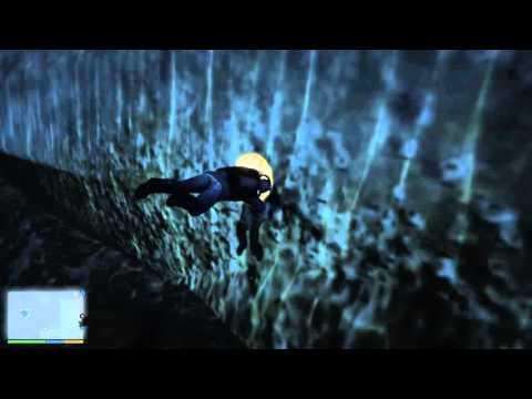 Grand Theft Auto V – hledání kousků roztříštěné ponorky #09