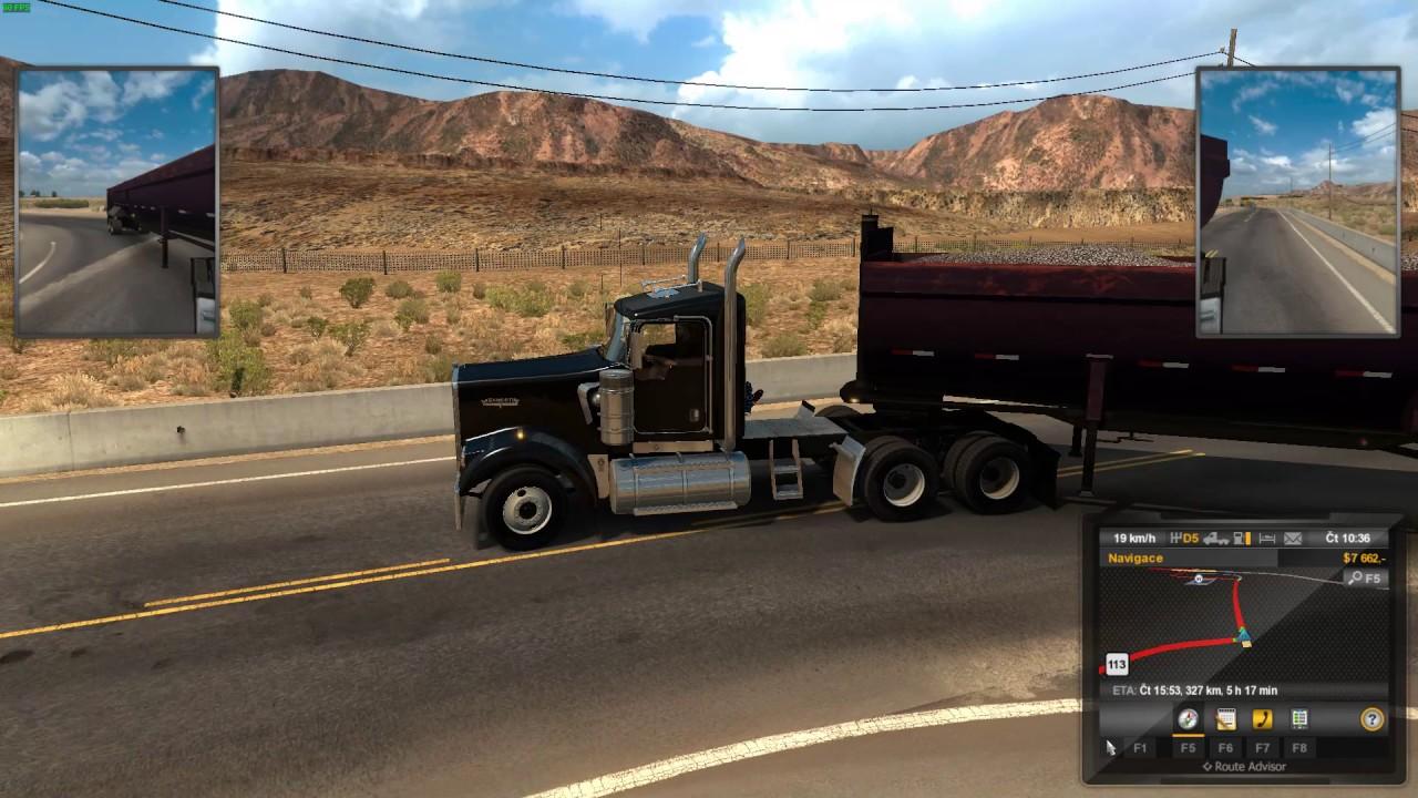American Truck Simulator – Elko – ELy – update 1.5