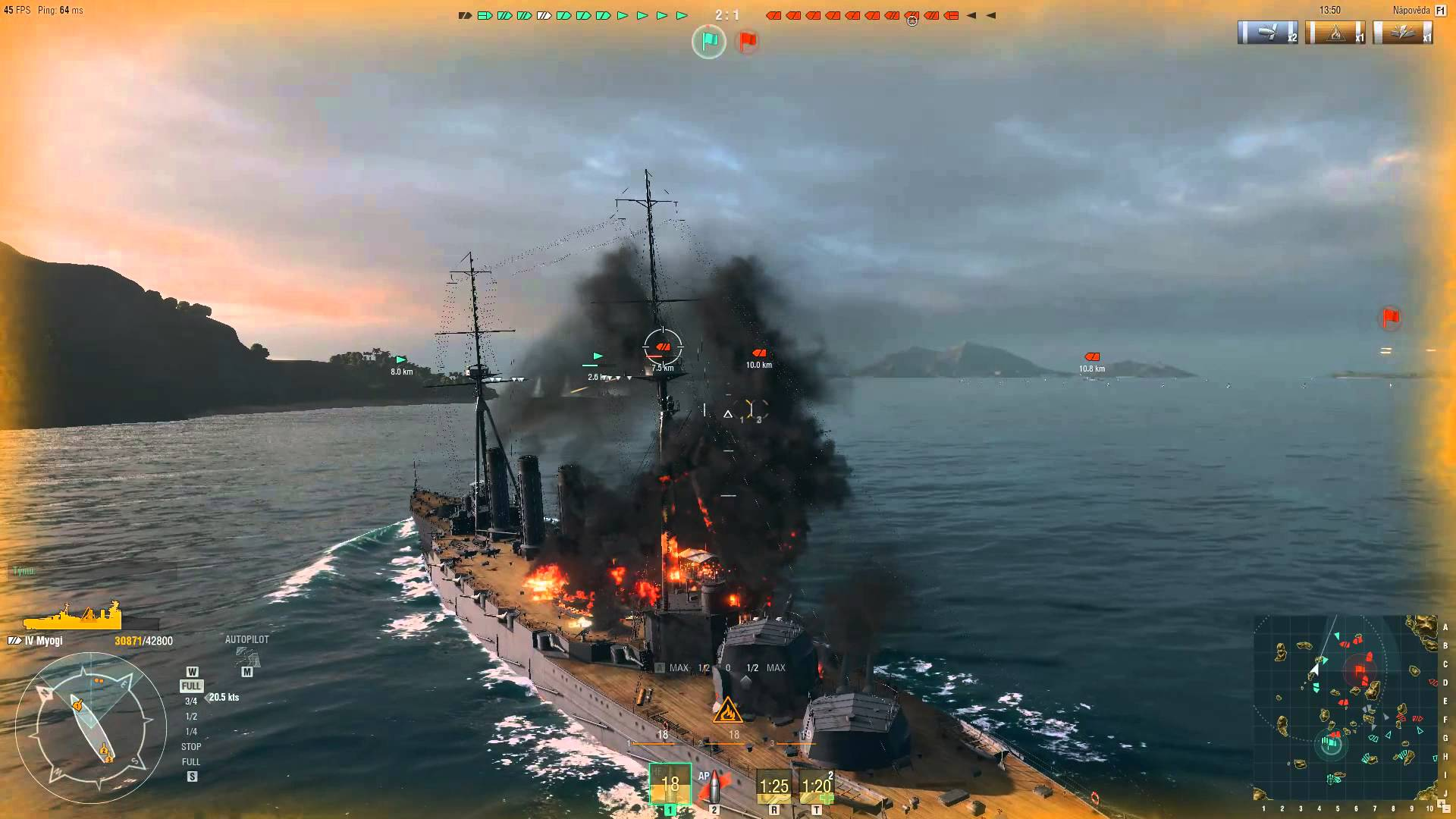 World of Warships 25