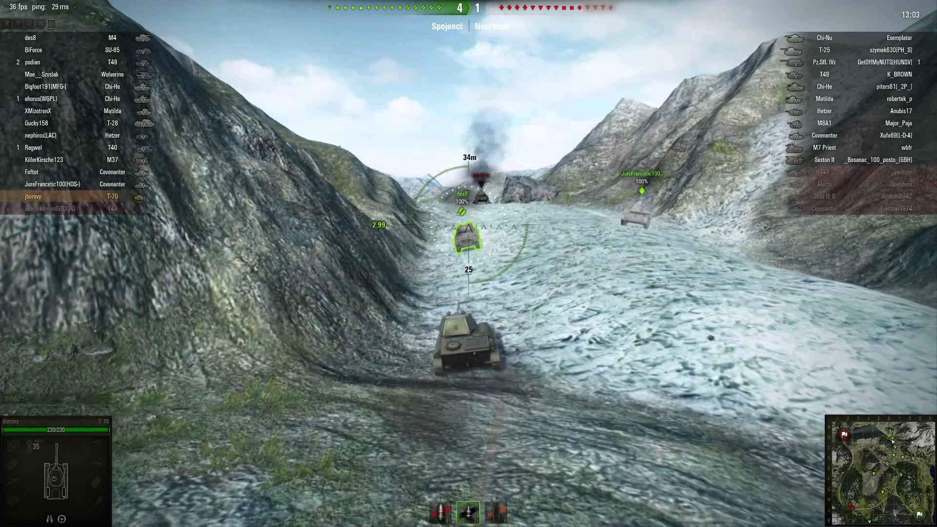 World of Tanks 18
