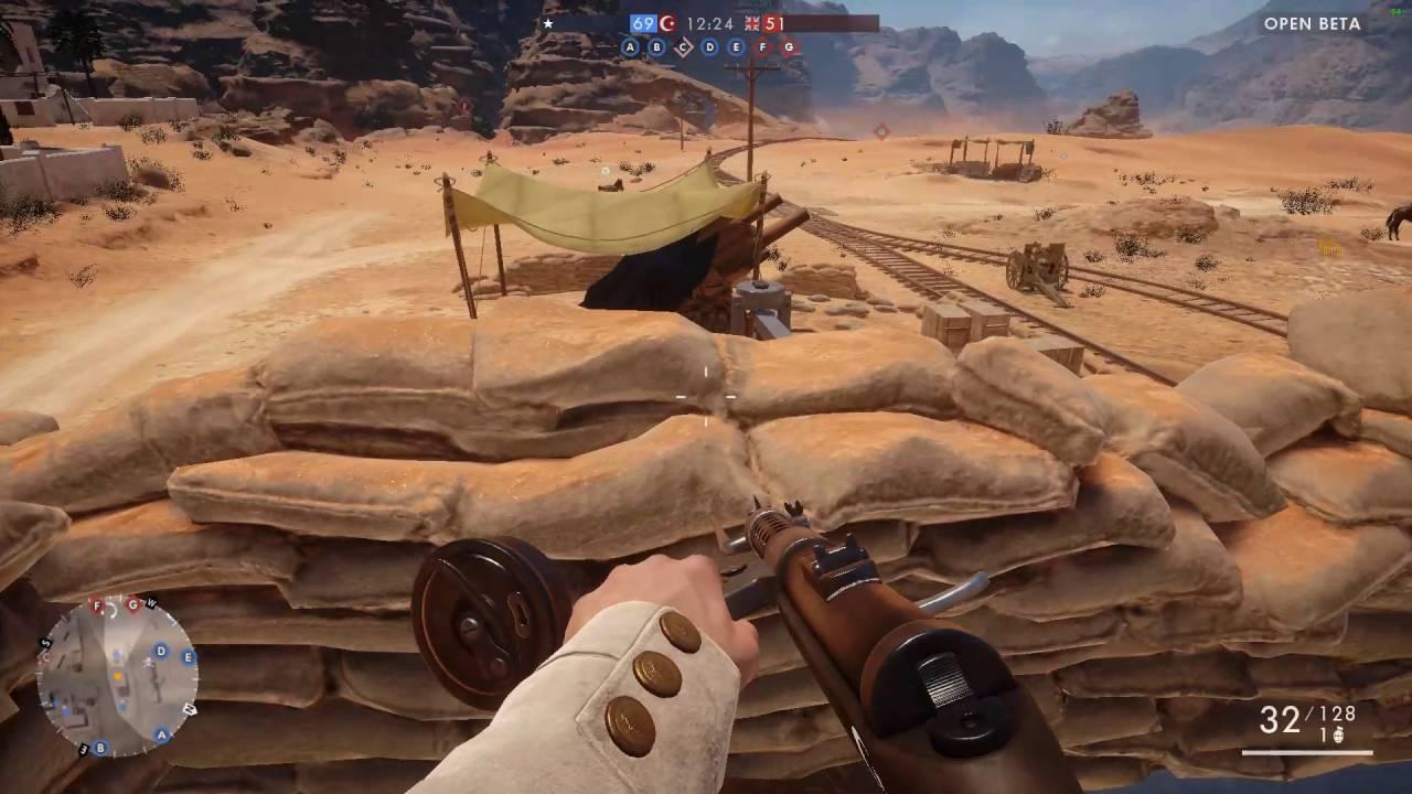 Battlefield 1 beta – #01