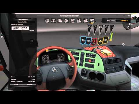 Euro Truck Simulator 2 – Cabin Accessories DLC