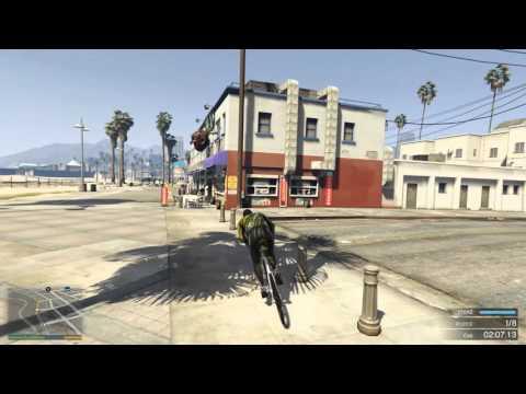 Grand Theft Auto V – marathón #01