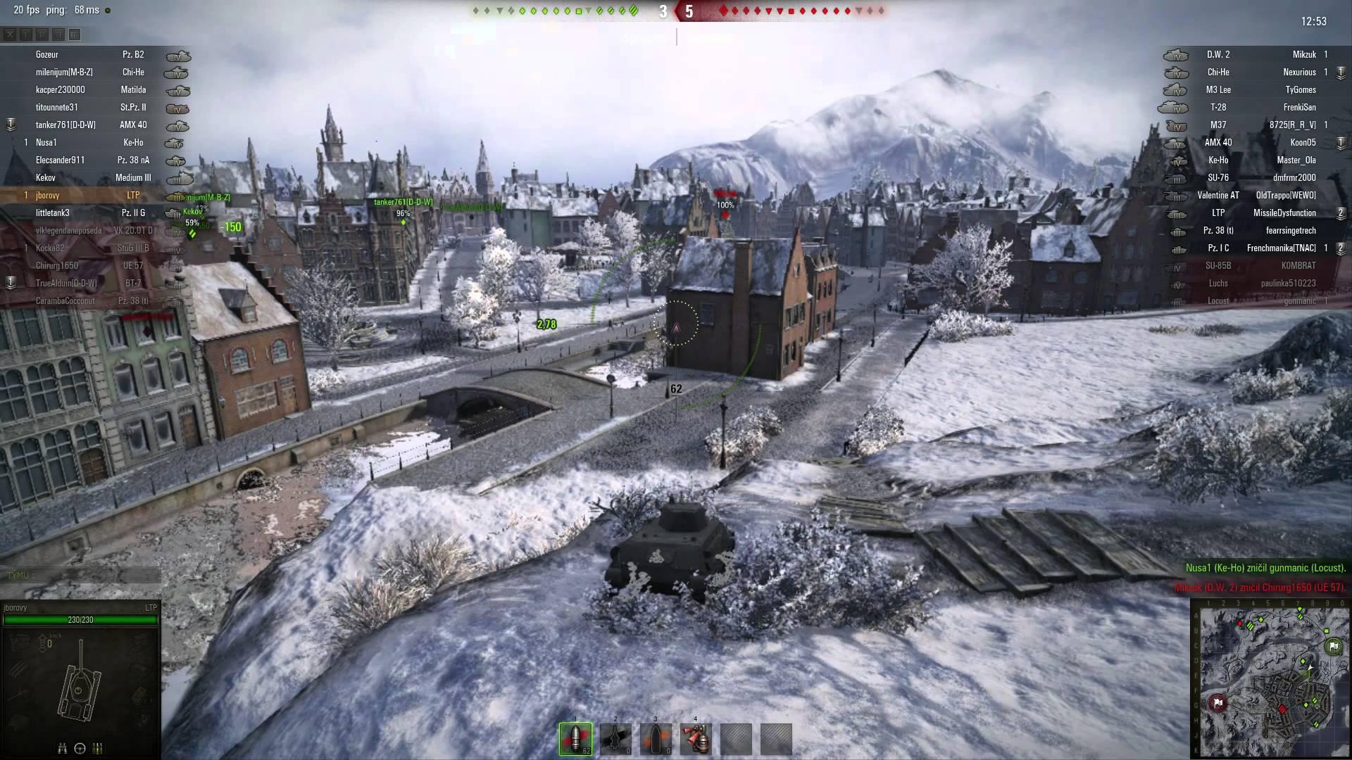 World of Tanks 19