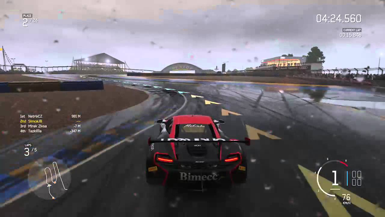 Kariéra v Forza Motorsport 6 – další epizoda (Part 4)