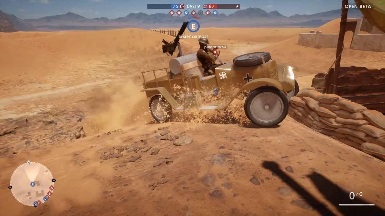 Battlefield 1 beta – #03