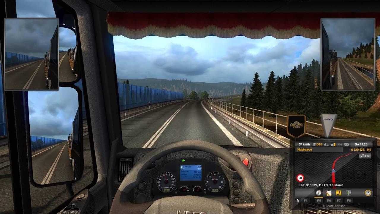 Euro Truck Simulator 2 – multiplayer 0.2.0.9.1 Alpha – #04