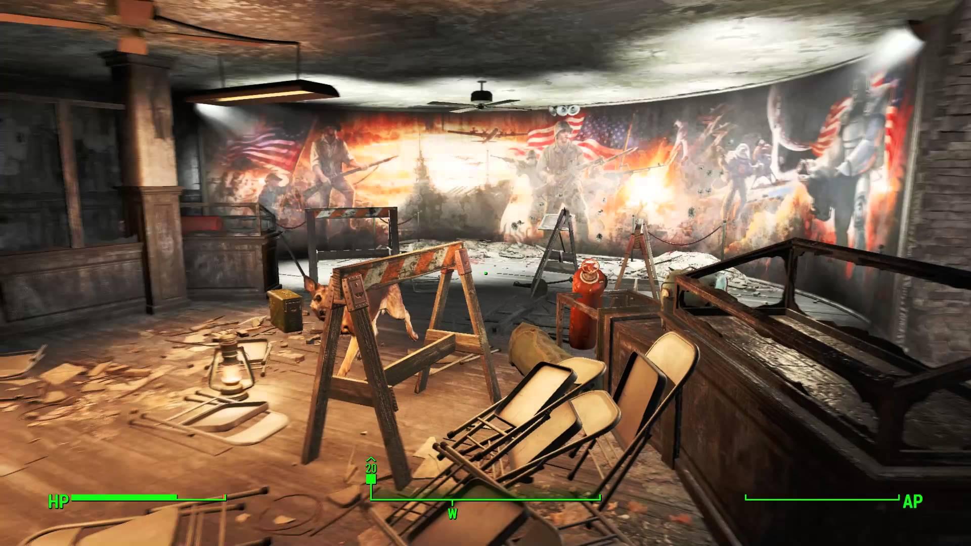 Fallout 4 – Walkthrough gameplay 04