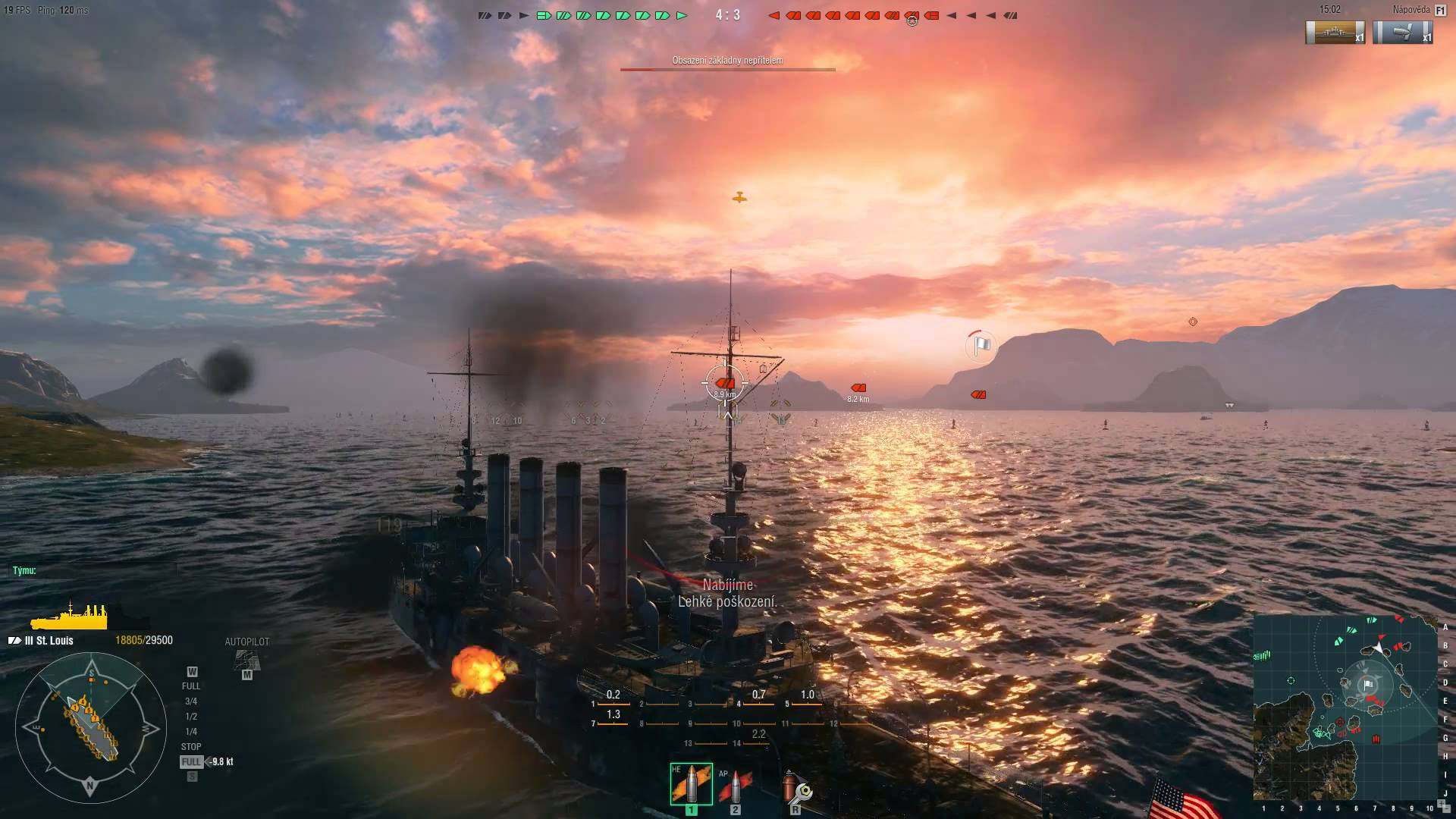 World of Warships 17