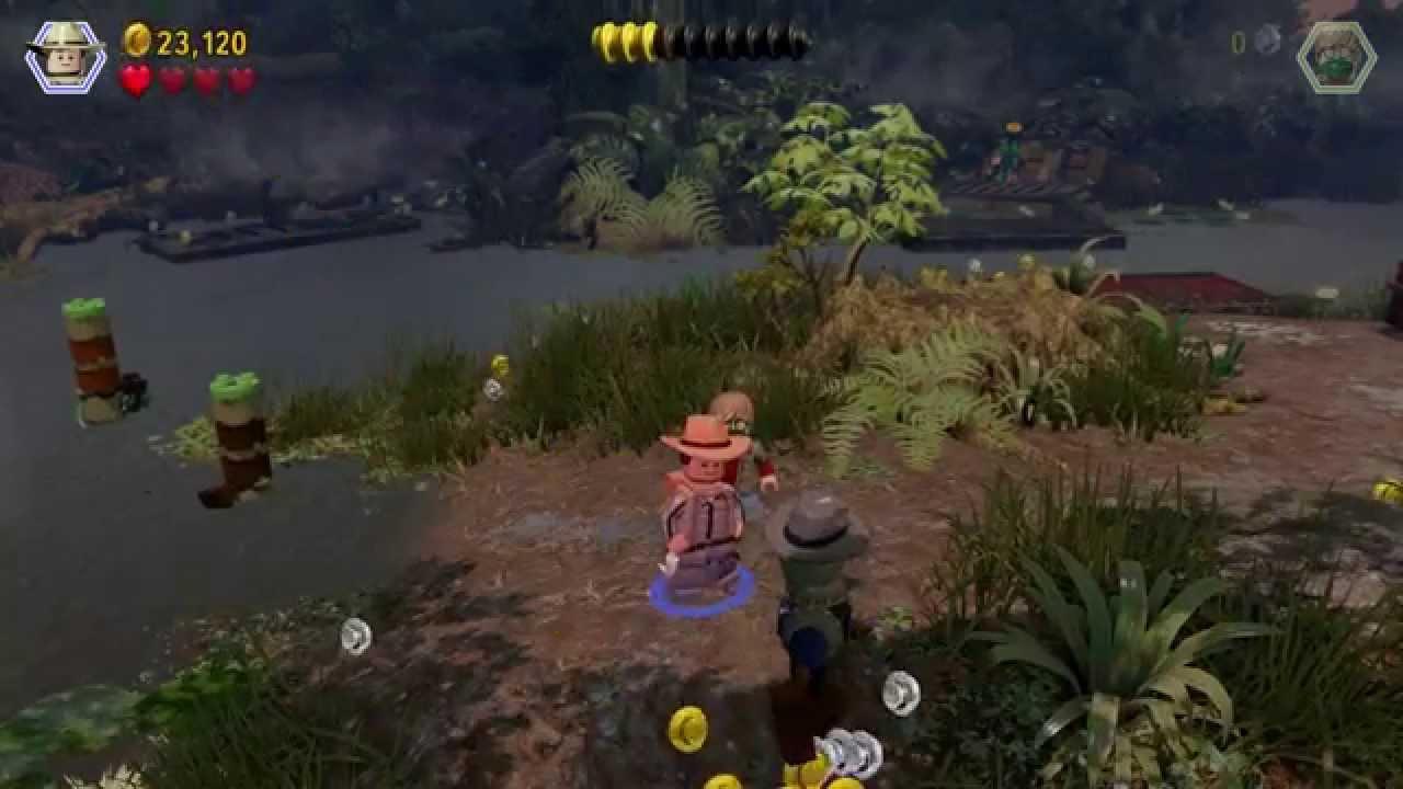 LEGO Jurassic World – Gameplay Walkthrough HD 16 (Eric Kirby)