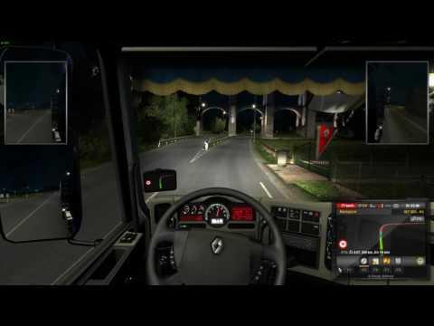 Euro Truck Simulator 2 Merz – Bourges