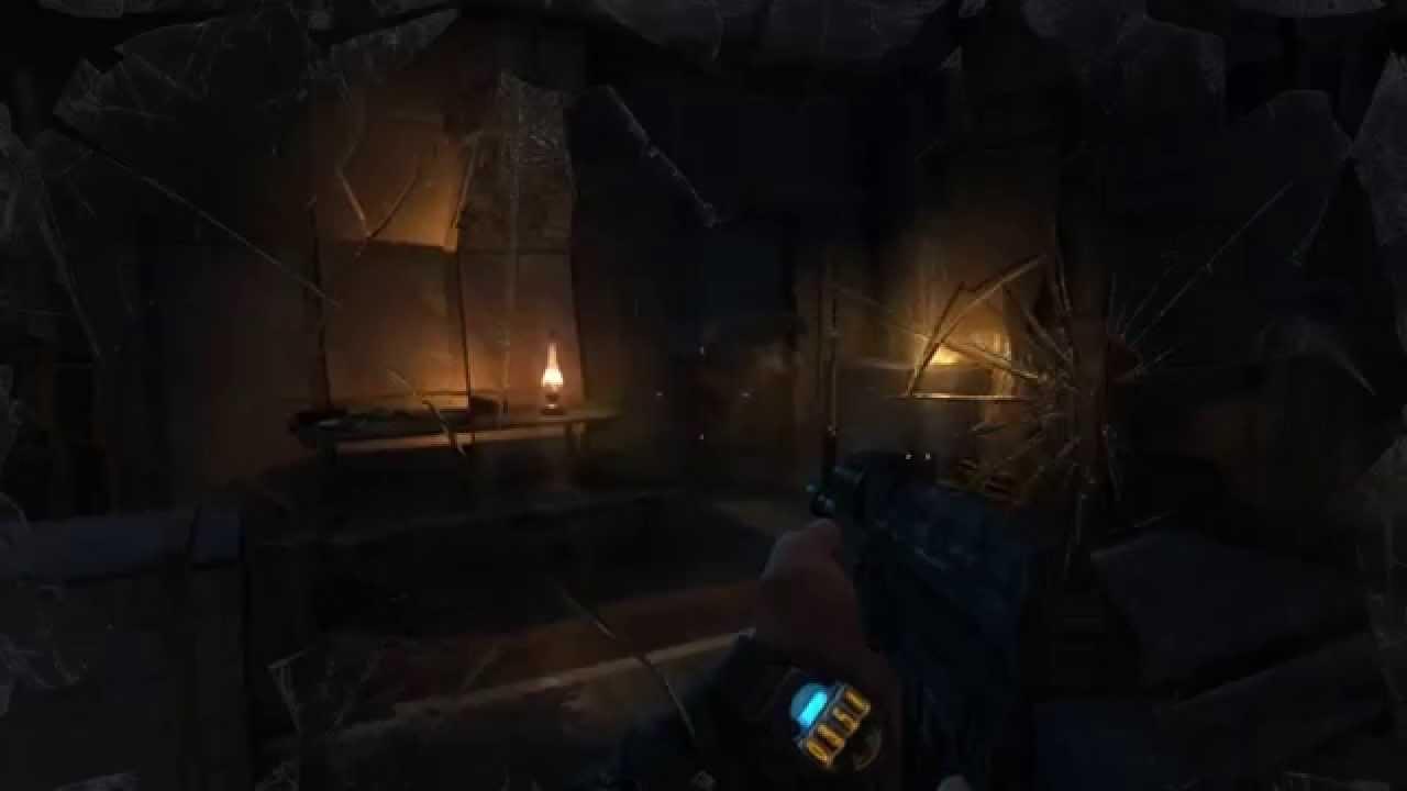 Metro 2033 – redux – Walkthrough gameplay 05