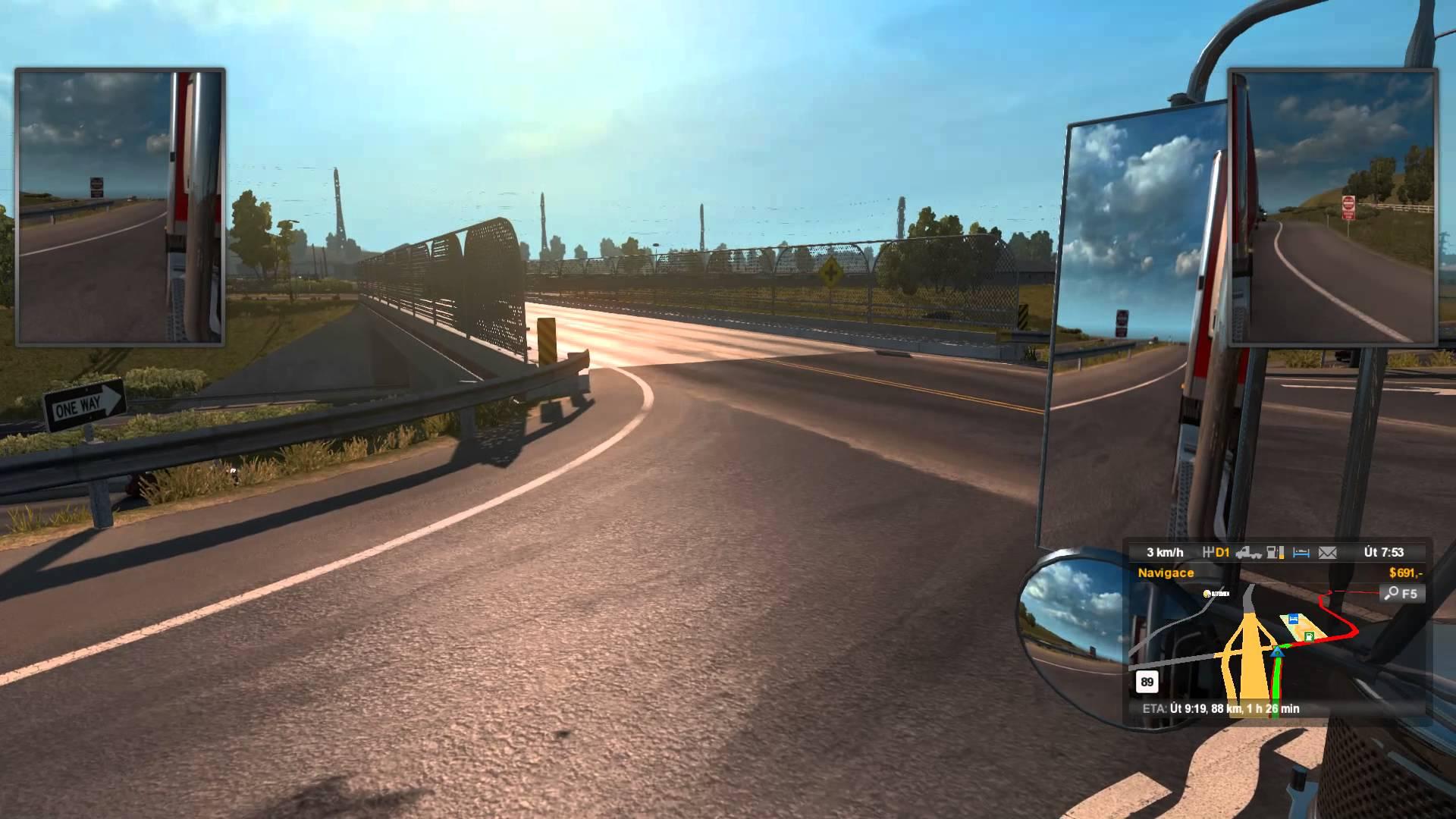 American Truck Simulator – #25