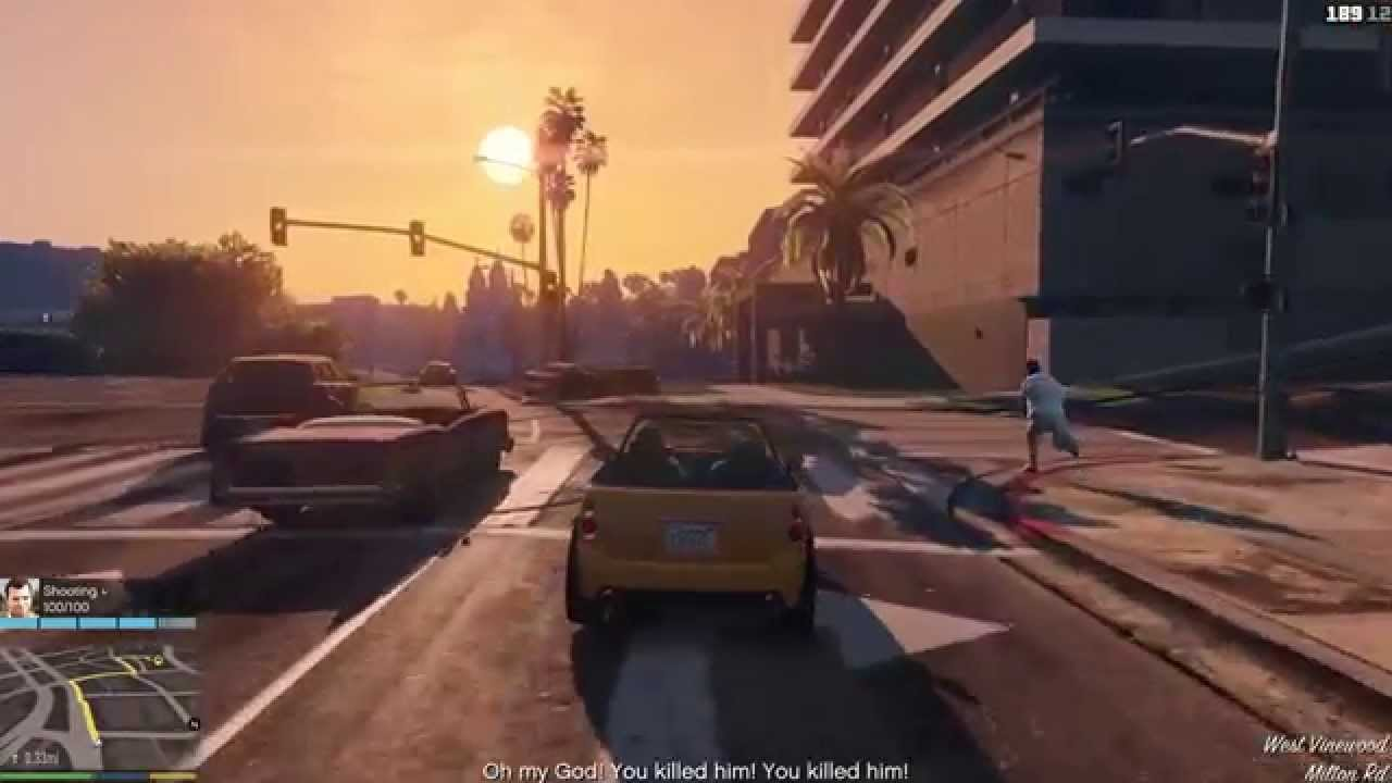 GTA V (PC) – gameplay 40