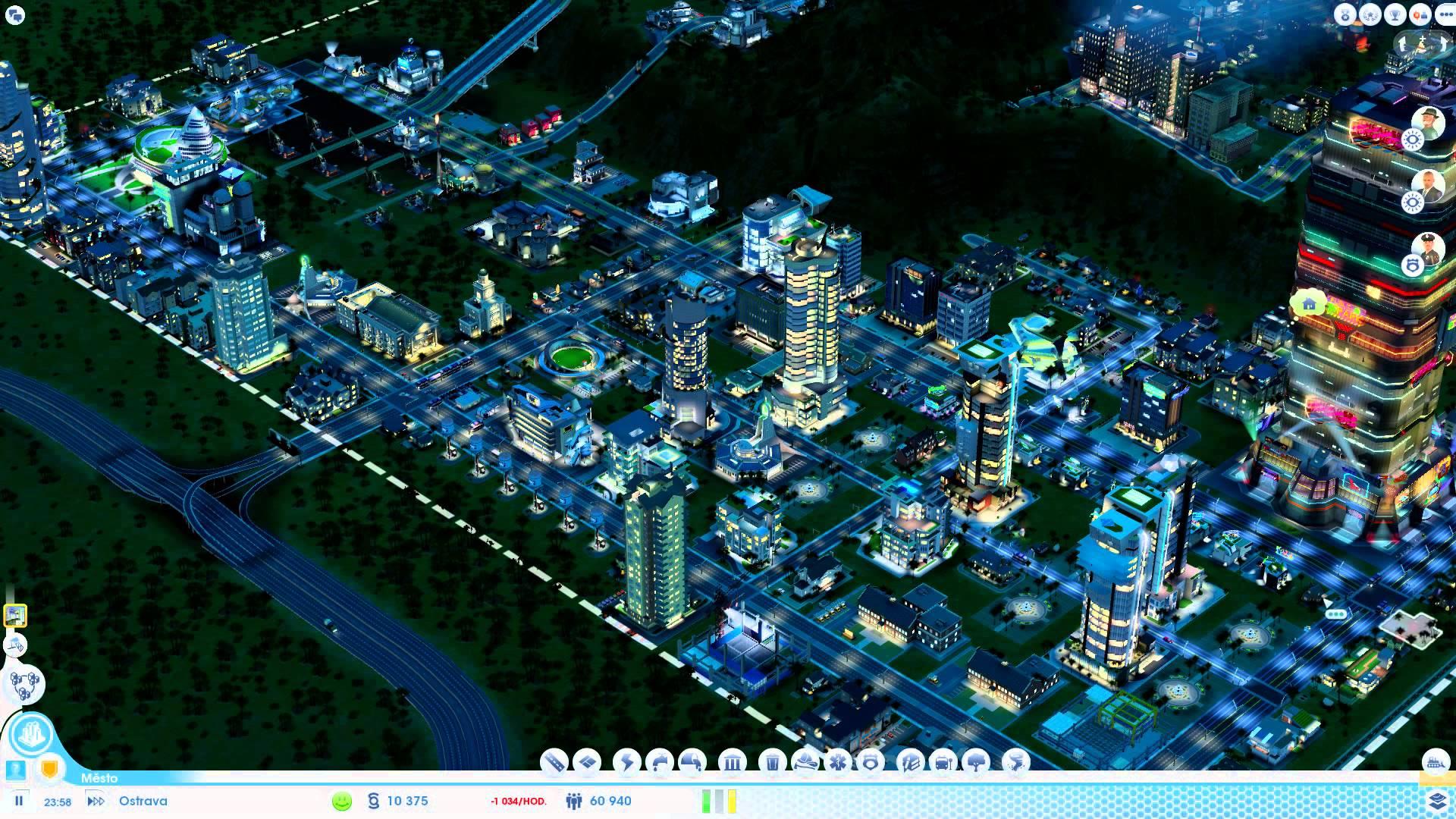SimCity – část 3