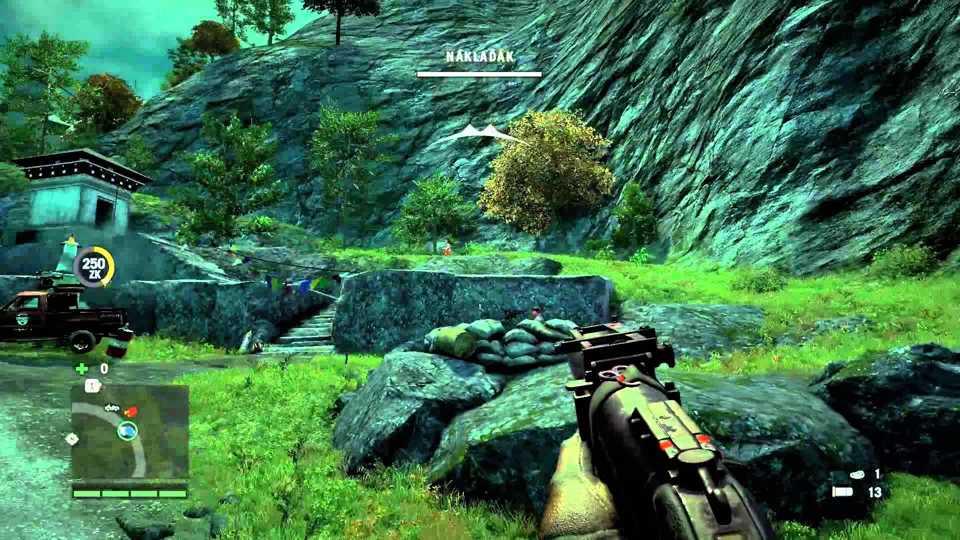 Far Cry 4 CZ (PC) – Walkthrough 24