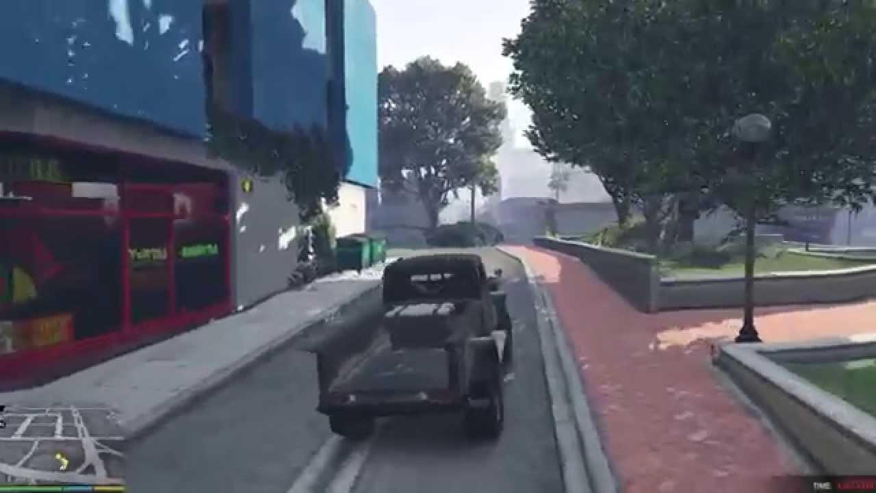 GTA V (PC) – gameplay 24