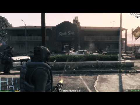 GTA V (PC) – gameplay 32