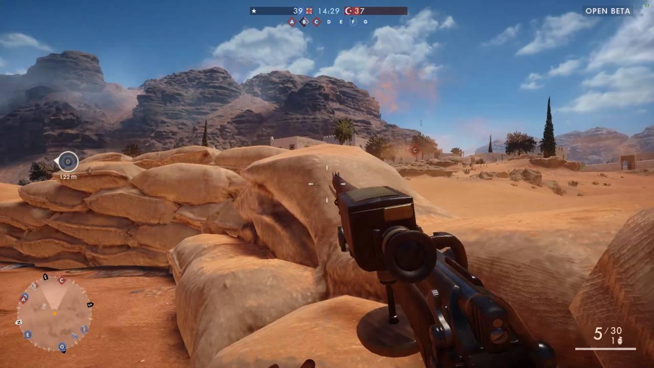 Battlefield 1 beta – #07