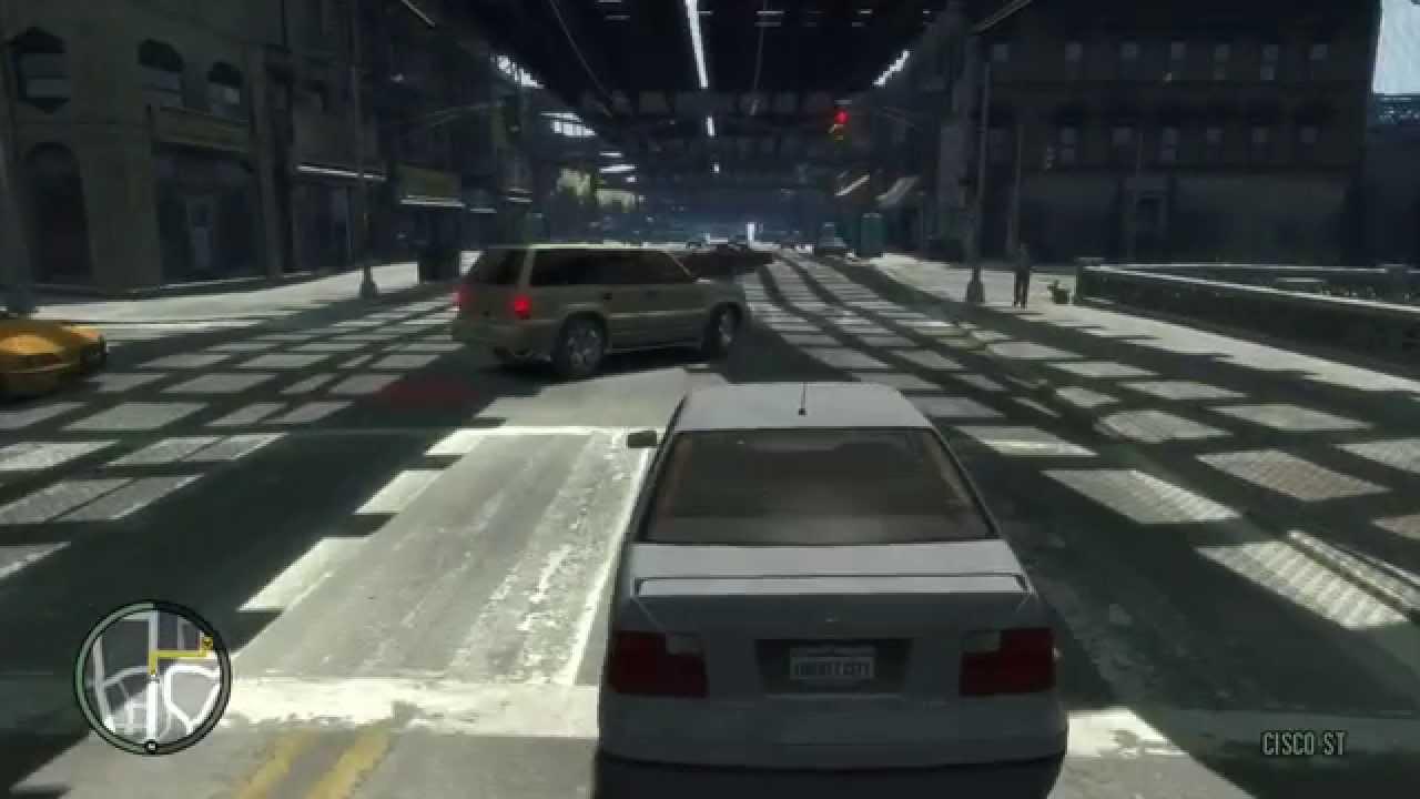 GTA IV – Gameplay Walkthrough HD 02
